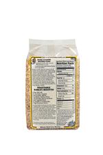 Barley hull-less whole - back
