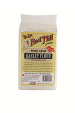 Barley flour - front