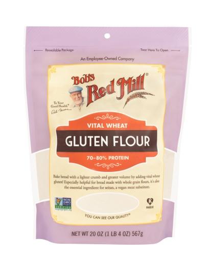 Vital Wheat Gluten - front