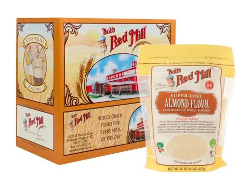 Almond meal/flour super fine- 16 oz with case