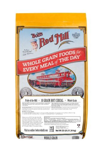 10 Grain Hot Cereal