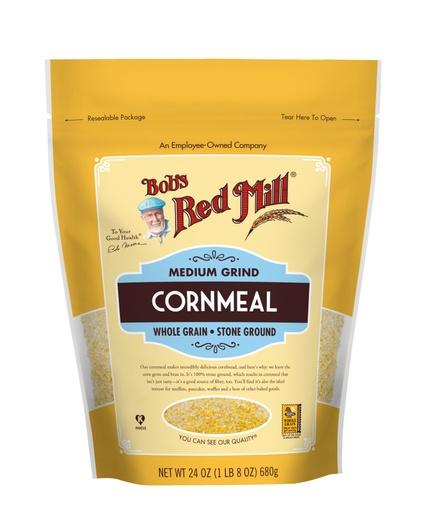 Cornmeal Medium Grind- front