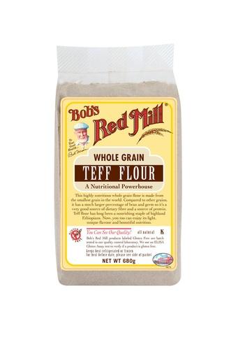 Teff flour - australia - front