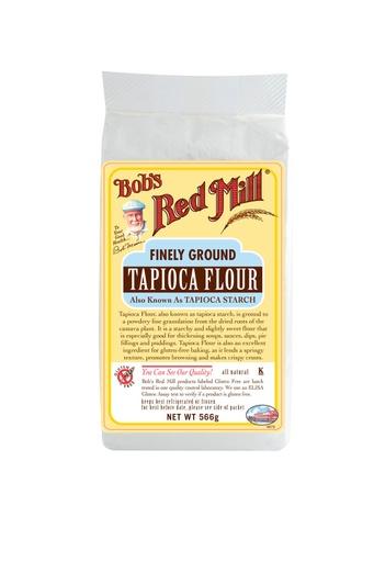 Tapioca flour - australia - front