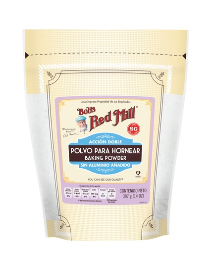 Baking Powder- MX 397g- front