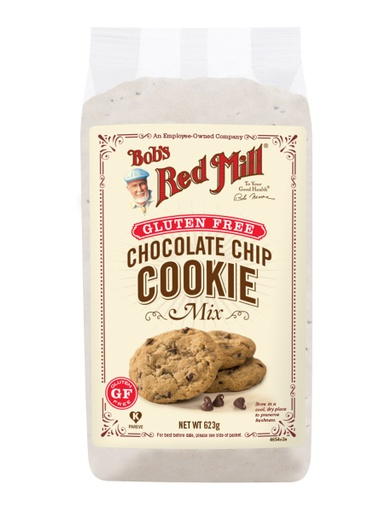 GF Chocolate Chip Cookie Mix - australia - front