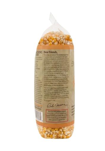 Yellow popcorn - 27 oz - left