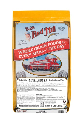 Classic granola - 25 lbs