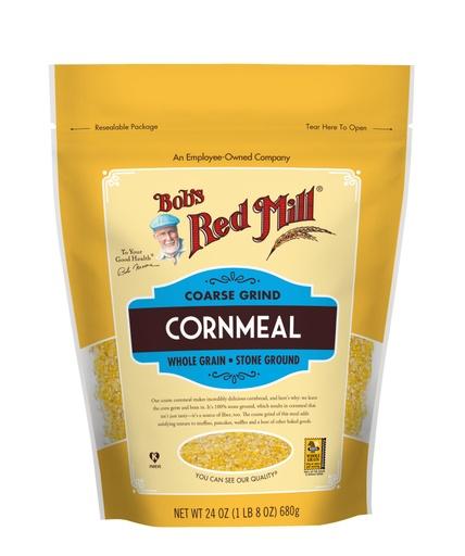 Cornmeal Coarse- front