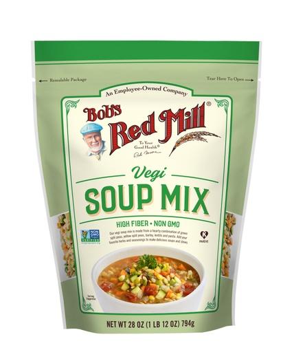 Vegi Soup Mix - front