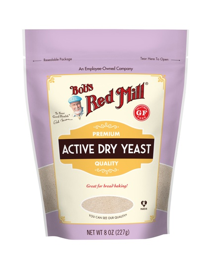 Yeast Active Dry- front