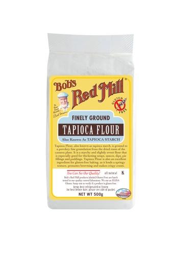 Tapioca flour - 500g - gb - front