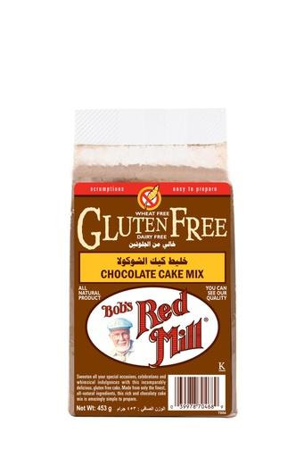 Gf chocolate cake mix - saudi - front