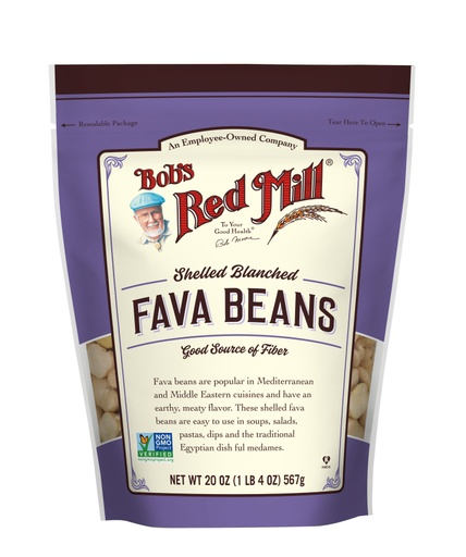 Fava Beans - front