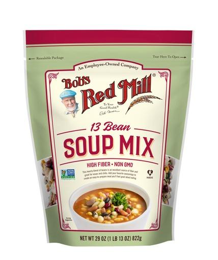 13 Bean Soup- front