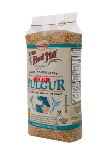 Bulgur red wheat ala - side