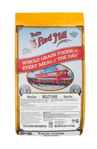GF Millet Flour - 25 lbs