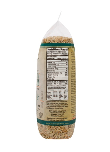 Whole grain medley - right