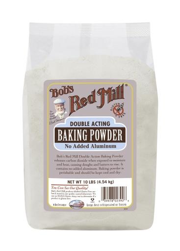 Baking Powder- 10lbs.