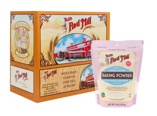 Baking Powder- with case