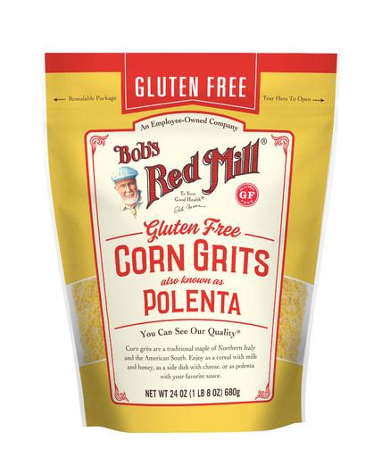 Corn Grits/Polenta Gluten Free- front