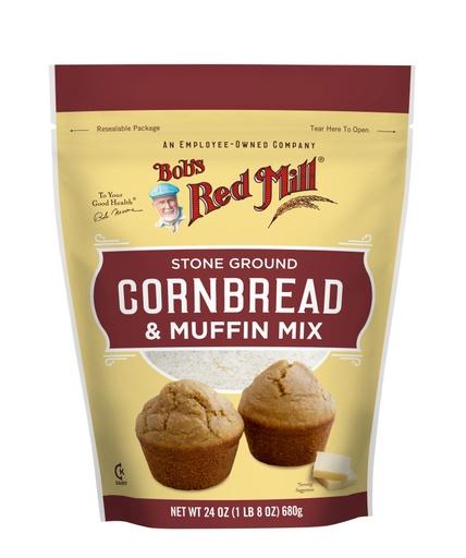Cornbread Mix - front