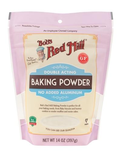 Baking Powder- front