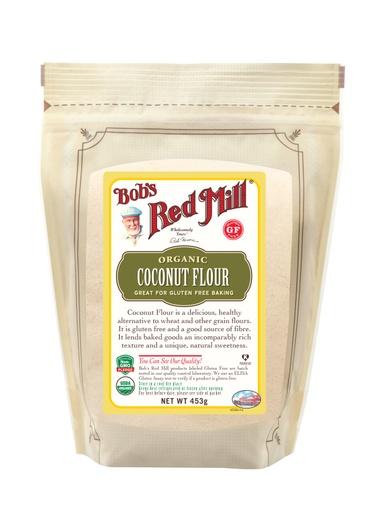 Coconut flour - 453g - AU - front