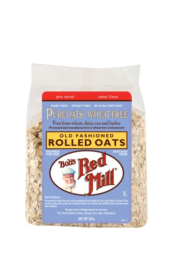 Wf rolled oats old fashioned - australia - front
