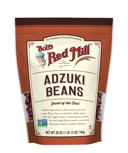 Adzuki Beans - front