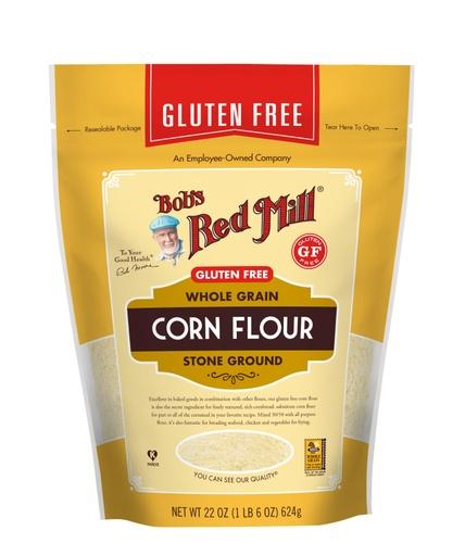 Corn Flour Gluten Free- front