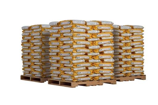 3 pallets - bulk bags