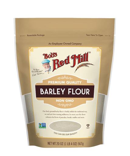 Barley Flour- front