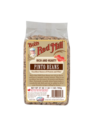 Beans pinto - front