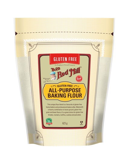 Gf all purpose baking flour - australia - front