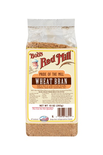 Wheat bran - hong kong - front