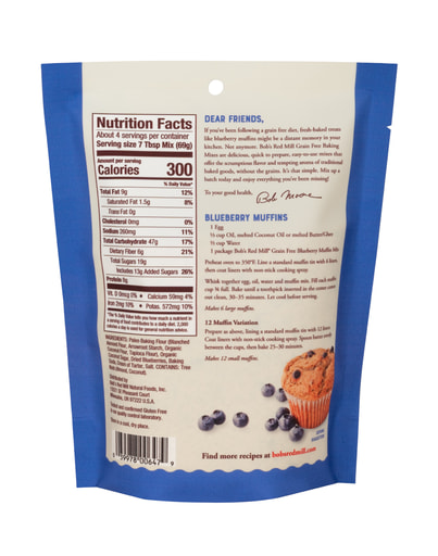 3514S095 GrainFree BlueberryMuffinMix b