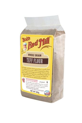 Teff flour - uk - side