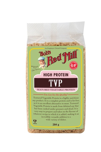 Textured Vegetable Protein- Australia- front