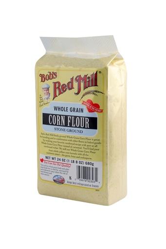 Corn flour - side