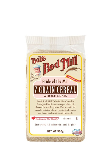 7 grain cereal - front - uk
