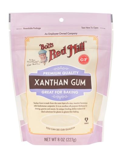 Xanthan Gum- front