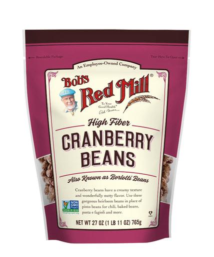 Cranberry Beans - front