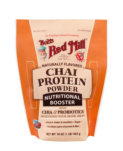 Chai Protein Powder -front