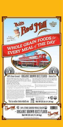 Og brown rice flour