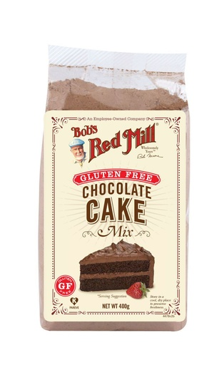 GF Chocolate Cake Mix - 400g - GB - front