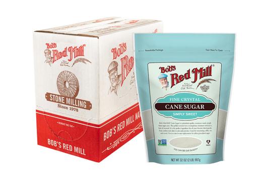 Cane Sugar- case