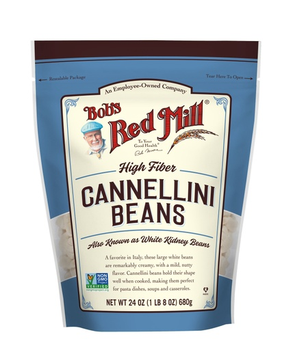 Cannellini Beans - front