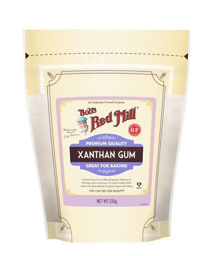 Xanthan gum - australia - front