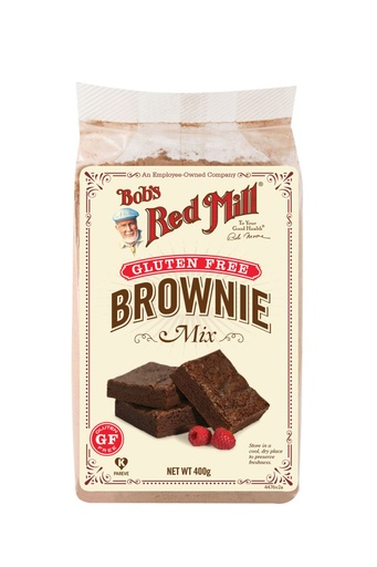 GF Brownie Mix - 400g - GB - front